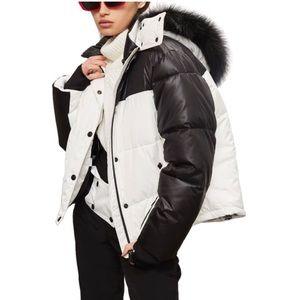 Topshop Sno Siren Puffer Jacket